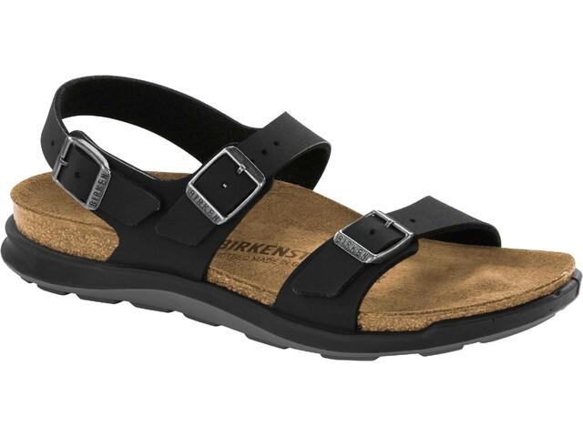 Birkenstock Sonora Sandals Birko-Flor Nubuk Narrow Women, black